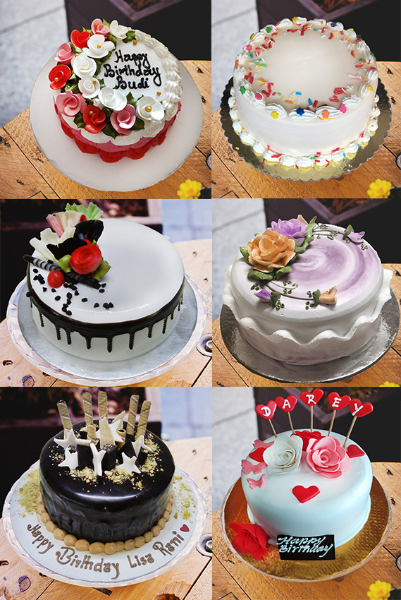 Cakes for your loved ones