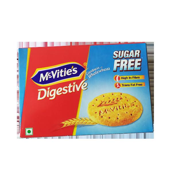 Sugar Free Digestive