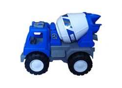 Cement mixture truck 21cm