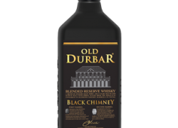 Old Durbar Black Chimney